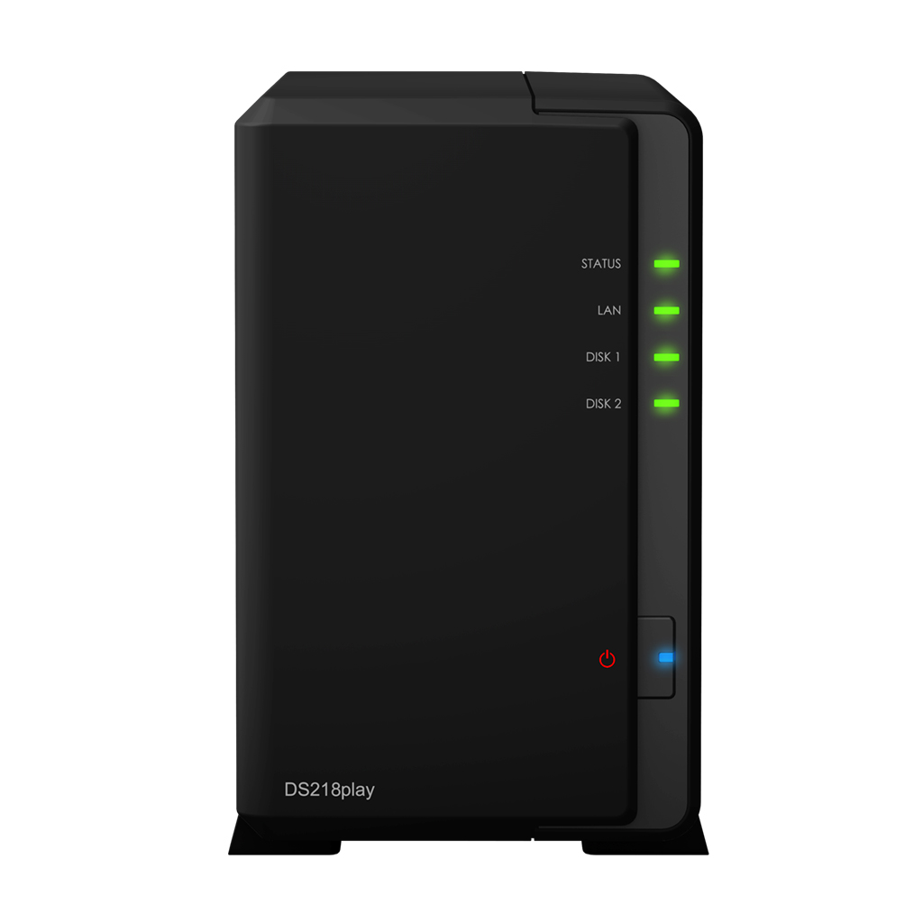 NAS Synology DS218play