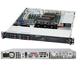 Supermicro Chassis 111T-560CB