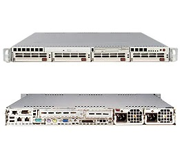 Supermicro SuperServer 6015P-TRB