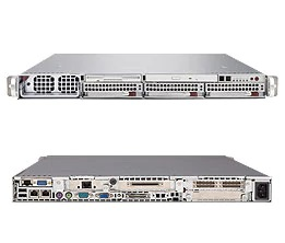 Supermicro SuperServer 6015X-8B