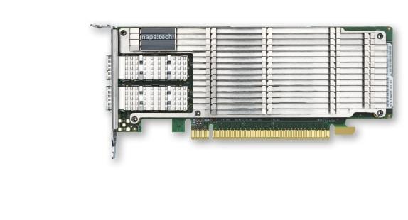 Link-25, 2-port 25 gigabit Ethernet SmartNIC